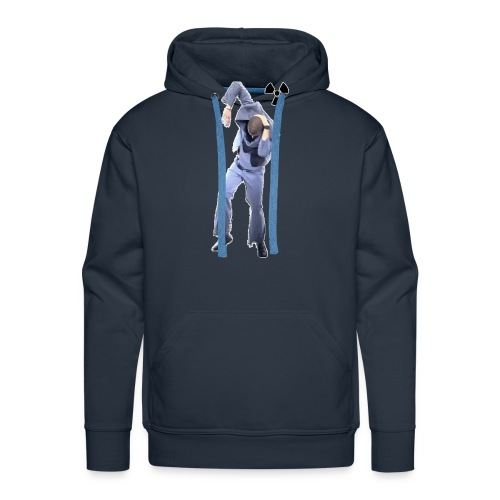 CHERNOBYL CHILD DANCE! - Men's Premium Hoodie