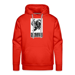 Fight the Black Snake NODAPL - Men's Premium Hoodie