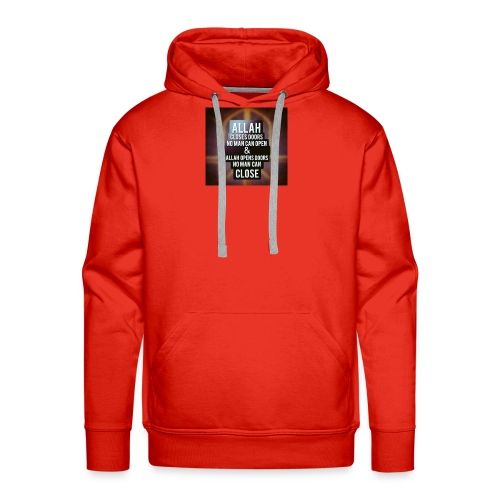 allah power - Men's Premium Hoodie