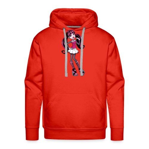 amazing draculaura shirt - Men's Premium Hoodie