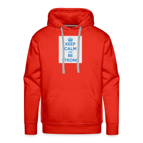 Keep calm - Men's Premium Hoodie