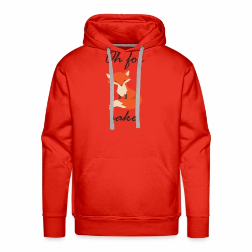 FoxSake - Men's Premium Hoodie