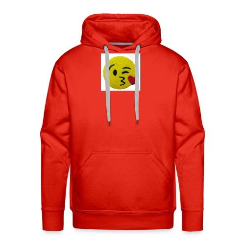 cute pictured phonecase - Men's Premium Hoodie
