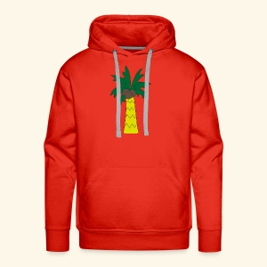 Palm tree - Men's Premium Hoodie