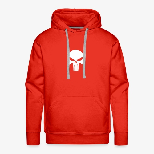 The Punisher - Men's Premium Hoodie
