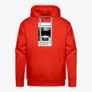 shirt - Men's Premium Hoodie