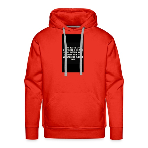 fullsizeoutput 15a3 Naked days - Men's Premium Hoodie