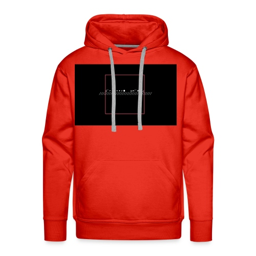 Sebastian brands design - Men's Premium Hoodie