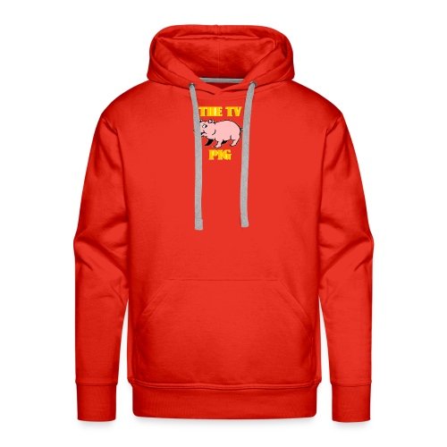 Official TV Pig Merchandise - Men's Premium Hoodie
