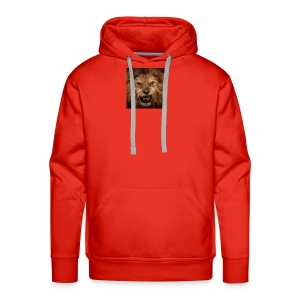 King of the jungle - Men's Premium Hoodie