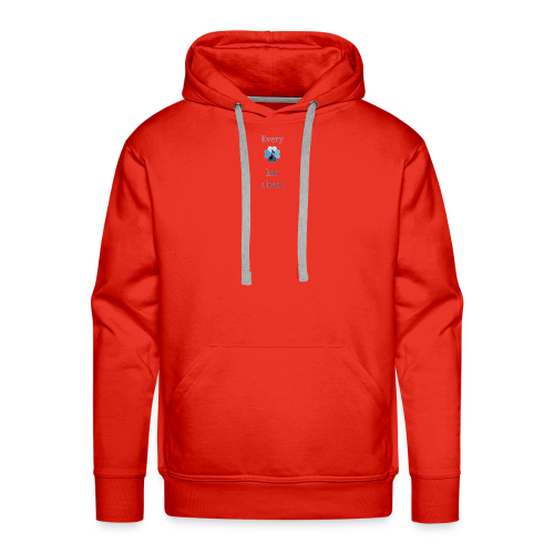 every heart has a beat - Men's Premium Hoodie