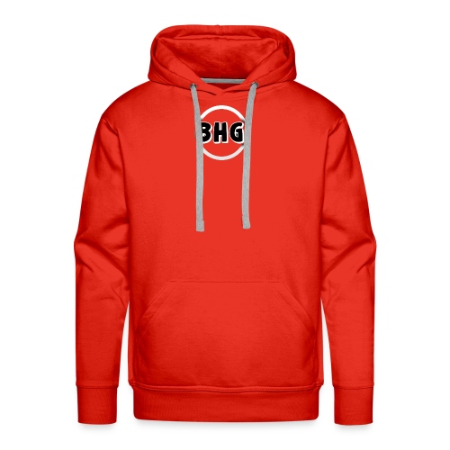 BlackHatGaming - Men's Premium Hoodie