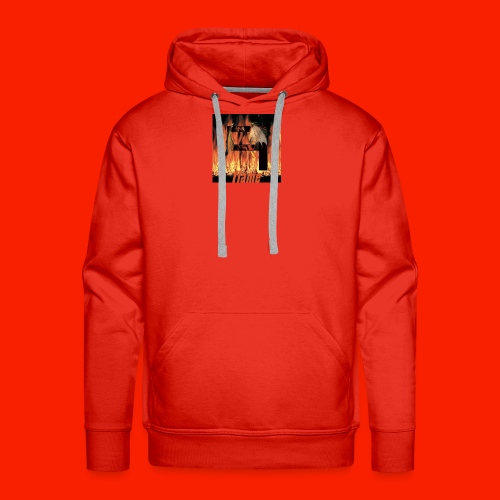 FAJ Flame Merch - Men's Premium Hoodie