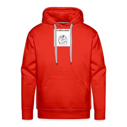 TrollFaceKids Logo 5 - Men's Premium Hoodie