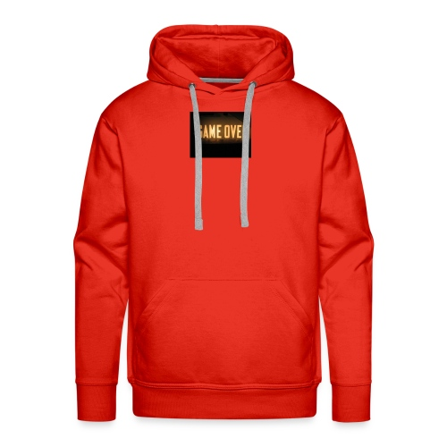 game-over tops ect - Men's Premium Hoodie