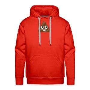 Poop clothing/mugs/phone cases. - Men's Premium Hoodie