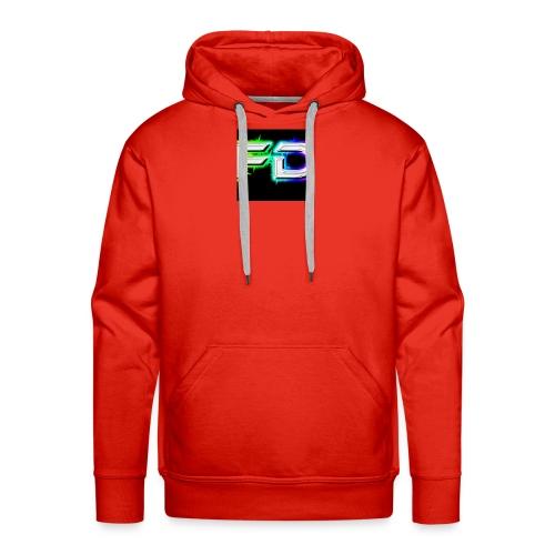 Fares destroyer official merchandise - Men's Premium Hoodie