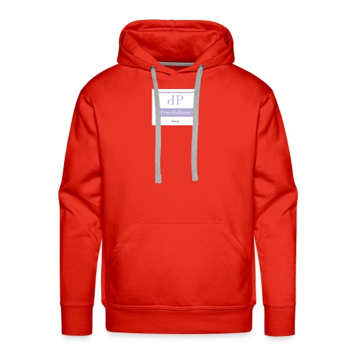 PriscillaRomo savage hoodie - Men's Premium Hoodie