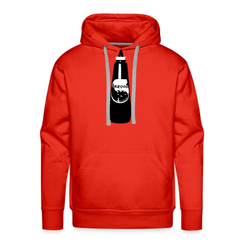GX2000 KETCHUP DESIGN SPORTS WEAR - Men's Premium Hoodie