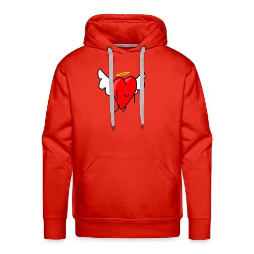 Angel Heart - Men's Premium Hoodie