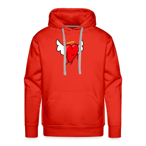 Angel Heart - Men's Premium Hoodie
