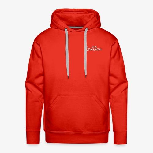 Offical Red Dan Merch - Men's Premium Hoodie