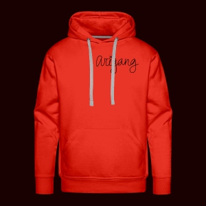 AriGang logo - Men's Premium Hoodie