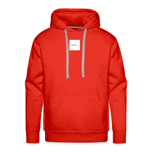 YouTube Channel - Men's Premium Hoodie