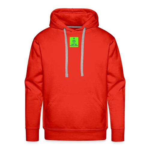 Pickle Army - Men's Premium Hoodie