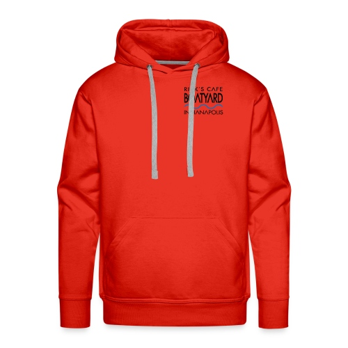 Rick's Boatyard Logo - Men's Premium Hoodie