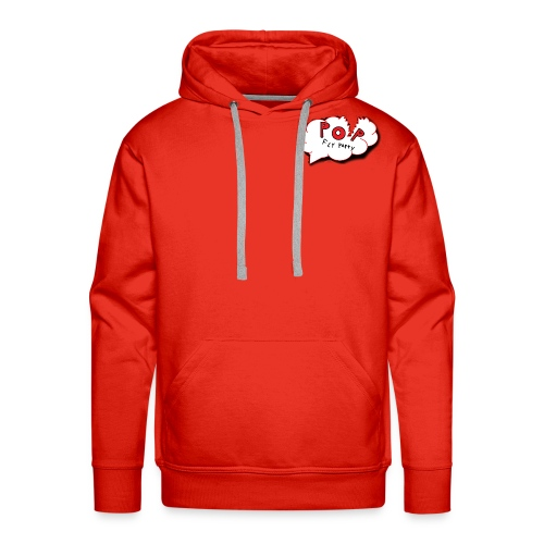 Original-PopFlyParty - Men's Premium Hoodie