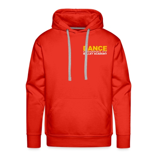 Dance Channel TV Logo - Men's Premium Hoodie