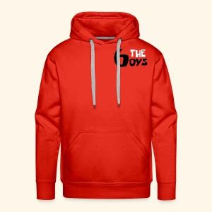 The 6oys Polo Edition - Men's Premium Hoodie