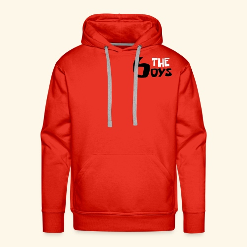 The 6oys Polo Edition - Men's Premium Hoodie
