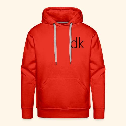 dk - Men's Premium Hoodie