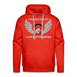 Knockout Conditioning - Men's Premium Hoodie