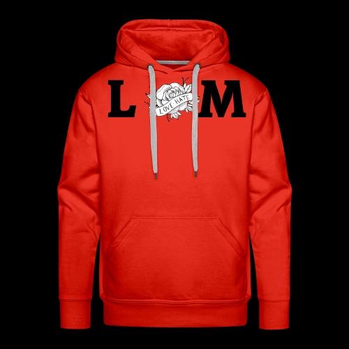 LM Flower - Men's Premium Hoodie