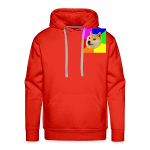 The Doge Games Logo - Men's Premium Hoodie