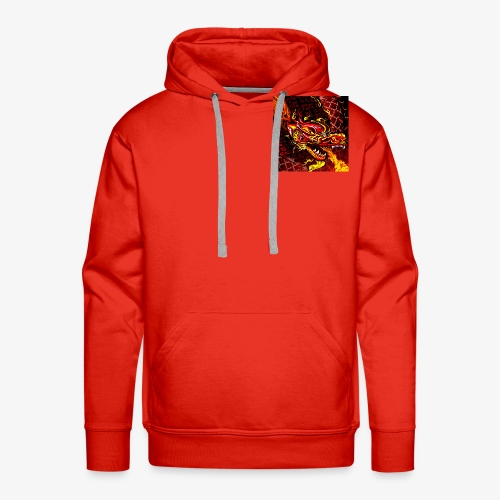 The real kma clan logo - Men's Premium Hoodie