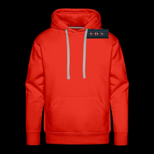Secure Document Serving 1 - Men's Premium Hoodie