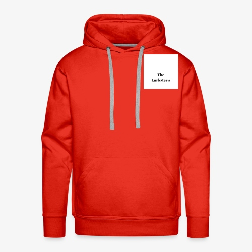 The Lurkster's merch - Men's Premium Hoodie