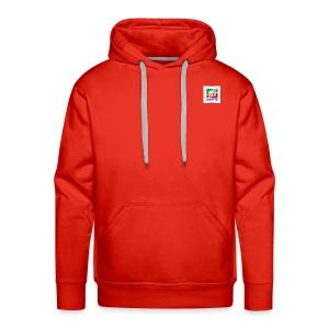 Forza Italia Small Logo - Men's Premium Hoodie