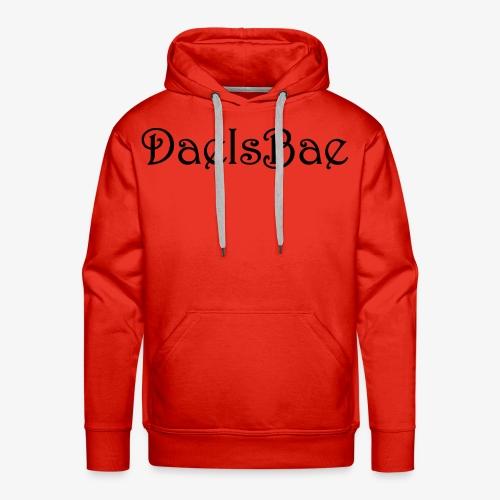 DaeIsBae Slogan - Men's Premium Hoodie