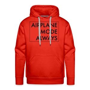 Airplane Mode - Men's Premium Hoodie