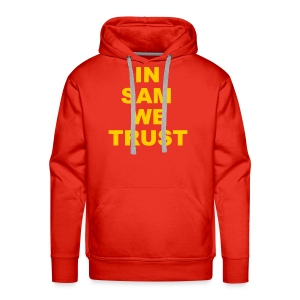 In SD We Trust - Men's Premium Hoodie