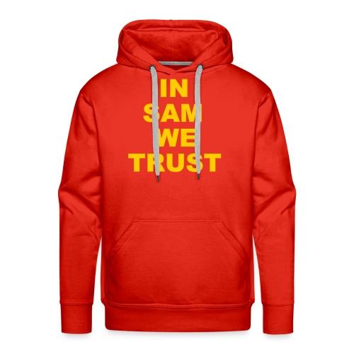 In SD We Trust - Men's Premium Hoodie