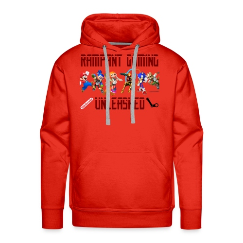 Rampant Gaming Unleashed - Men's Premium Hoodie