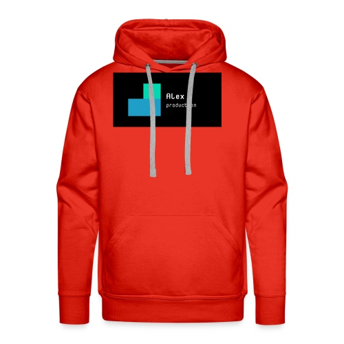 Alex production - Men's Premium Hoodie