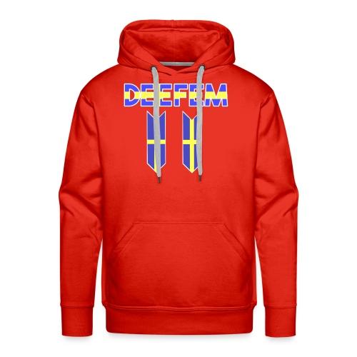Deefem Swedish - Men's Premium Hoodie