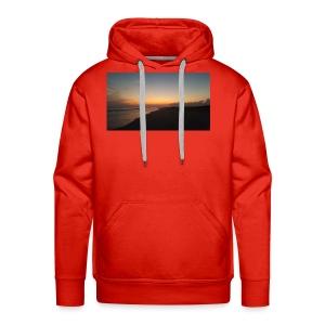 Ocean Sunset - Men's Premium Hoodie